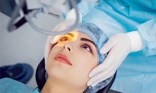 cataract Sugery in Sattur